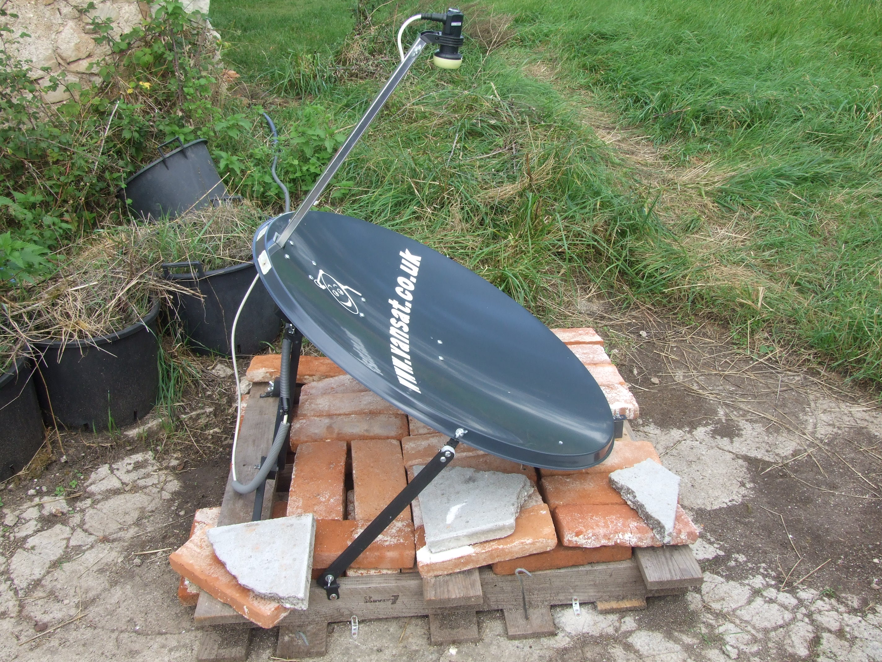 DishPointer  Align your satellite dish